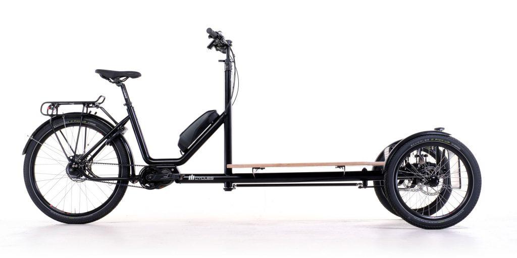 ili artisan, vélo cargo triporteur professionnel sur-mesure par ili cycles