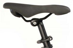 Tige de selle antivol compatible sur nos vélos cargo et nos triporteurs