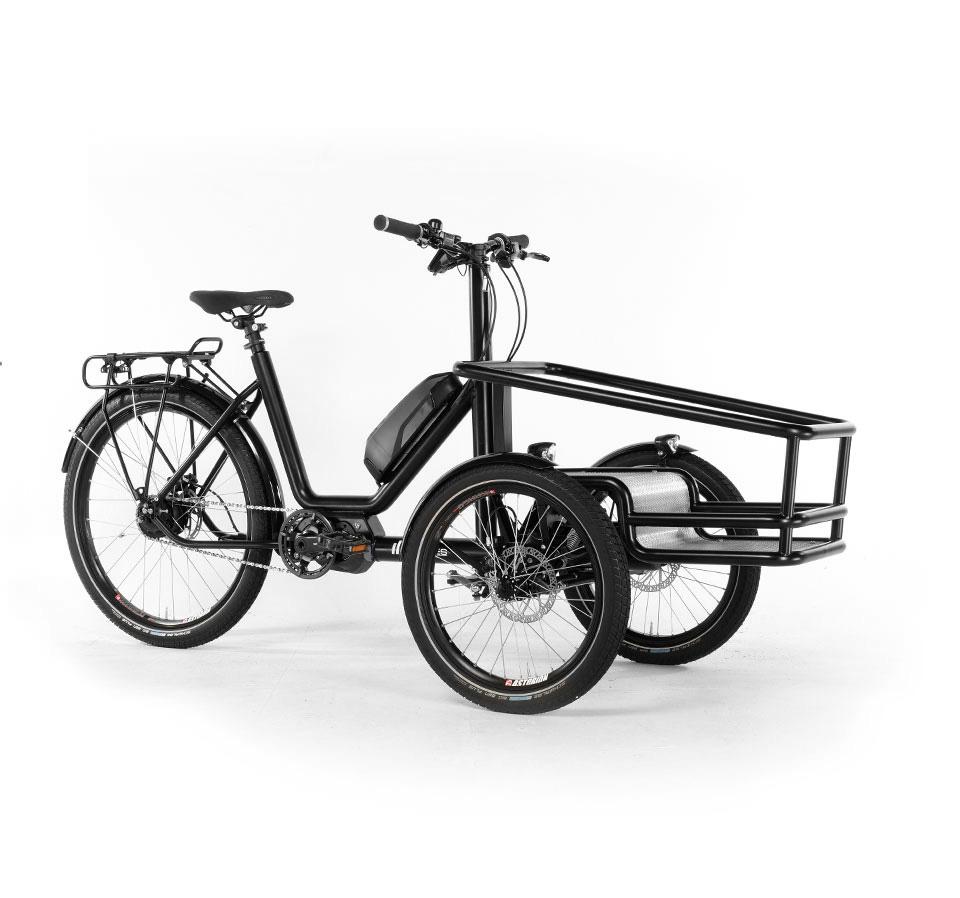 ili classic 750, vélo cargo ou triporteur pour la famille